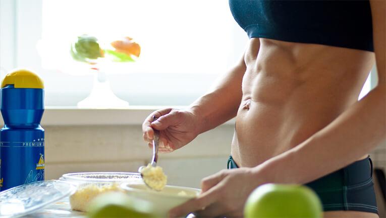 Влияние пищи на тренировку