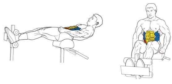 Работа на римском стуле