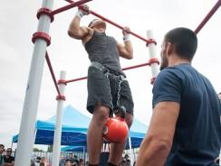 Подтягивания с весом. Программа тренировок.